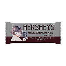 Hersheys Nostalgic Large Bars Milk Chocolate