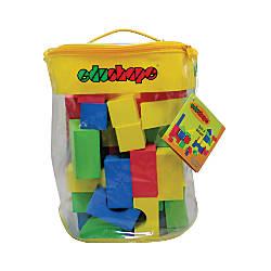 Edushape Textured Blocks Grades Pre K