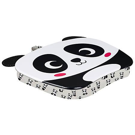 """LapGear Lap Pets Kids' Lap Desk, 11-5/16"""" x 14-1/2"""", Panda"""
