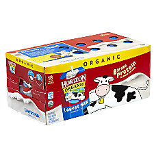 Horizon Organic Lowfat Milk 8 Oz