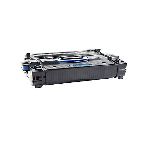 Clover Imaging Group CTG25JP Remanufactured High-Yield Toner Cartridge Replacement For HP 25X Black