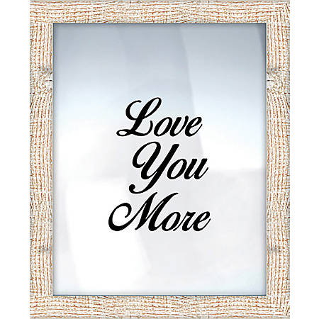 PTM Images Expressions Framed Wall Art Love You More 17 12 H x 21 12 ...