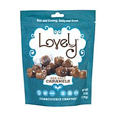 Lovely Sea Salt Caramel Candy 6