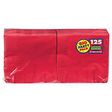 Amscan 2 Ply Paper Lunch Napkins