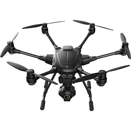 Yuneec Typhoon H Hexacopter With 4K Camera, Black, YUNTYHSCUS