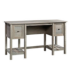 Sauder Cottage Road Desk Mystic Oak