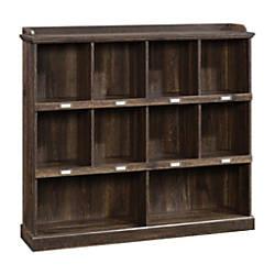 Sauder Barrister Lane Cubby Bookcase Iron