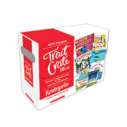 Scholastic Professional Trait Crate Plus Kits