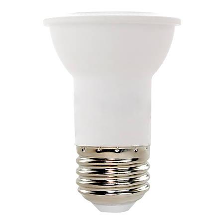 Euri LED PAR16 Light Bulb, 500 Lumens, 6.5 Watt, 5000 Kelvin/Daylight, Replace 50 Watt Bulb, 1 Each