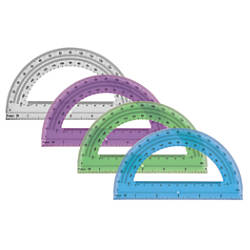 Office Depot Brand Semicircular 6 Protractor