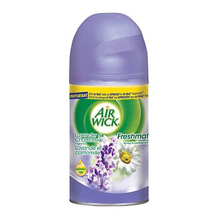 Air Wick® Freshmatic Automatic Spray Air Freshener Refill, Lavender & Chamomile Scent, 6.17 Oz.