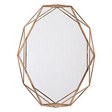Zuo Modern Octagonal Mirror 35 14