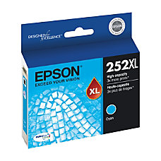 Epson DuraBrite Ultra T252XL220 S High