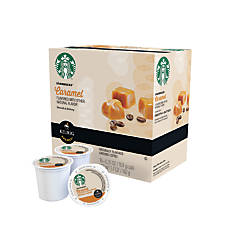 Starbucks Caramel K Cups 4 Oz