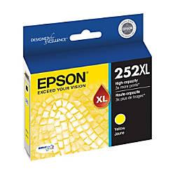 Epson DuraBrite Ultra T252XL420 S High