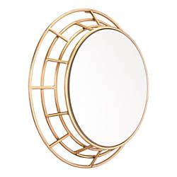 Zuo Modern Roma Round Mirror 17