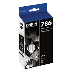 Epson DuraBrite Ultra T786120 S Black