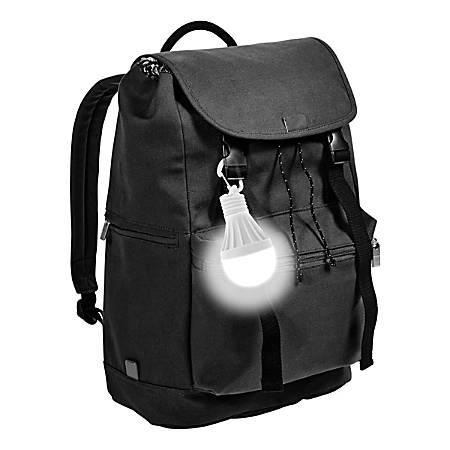 "4ID Power Orbz LED Bulb, 6 1/4""H x 3""W x 1""D, White"