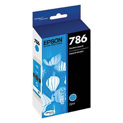 Epson DURABrite Ultra T786220 S Cyan