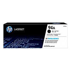 HP 94A Black Original LaserJet Toner