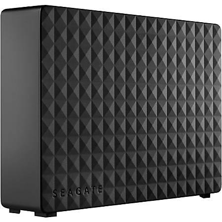 "Seagate STEB4000100 4 TB Desktop Hard Drive - 3.5"" External - USB 3.0 - 1 Year Warranty"