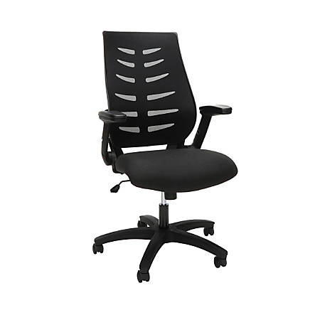 OFM Core Collection Model 530 Mesh Mid-Back Office Chair, Black