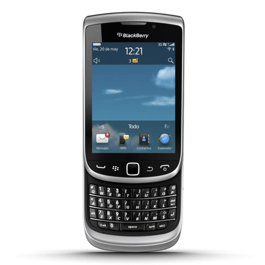 blackberry user manual torch
