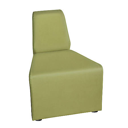 """Marco Outer Wedge Chair, 29.5""""H, Leap Frog"""