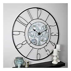 FirsTime Co Fulshaw Gears Wall Clock