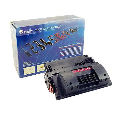 Troy 02-82021-001 (HP CF281X) High-Yield Black MICR Toner Cartridge
