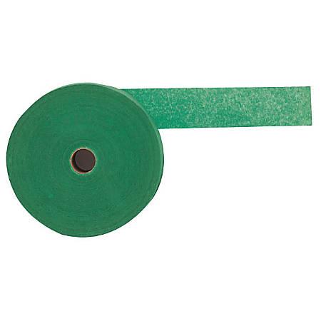 Amscan Jumbo Crepe Paper Streamers, 500', Festive Green, Pack Of 6 Rolls