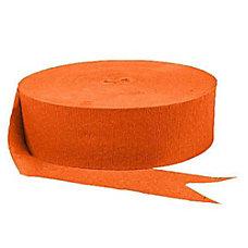 Amscan Jumbo Crepe Paper Streamers 500