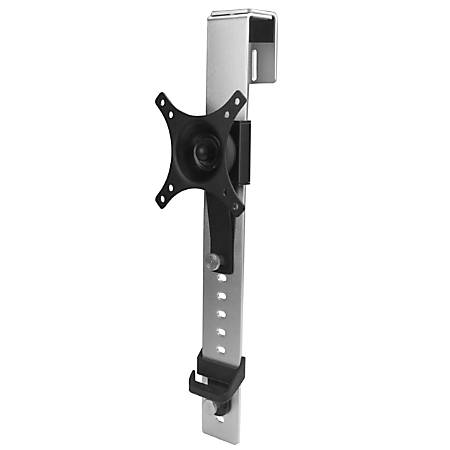"""StarTech.com Cubicle Monitor Mount - Supports Monitors up to 30"""" - Cubicle Wall Monitor Hanger - VESA Mount - Monitor Arm - 1 Display(s) Supported30"""" Screen Support - 19.90 lb Load Capacity"""