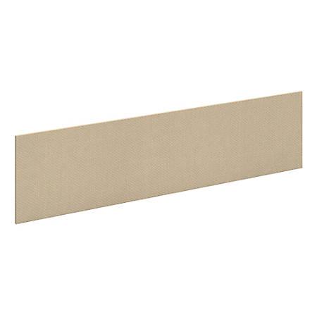 "Bush Business Furniture Components Elite Tackboard, 66""W, Lyric Sundew, Premium Installation"