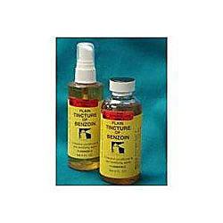 Plain Tincture Of Benzoin 4 Fl