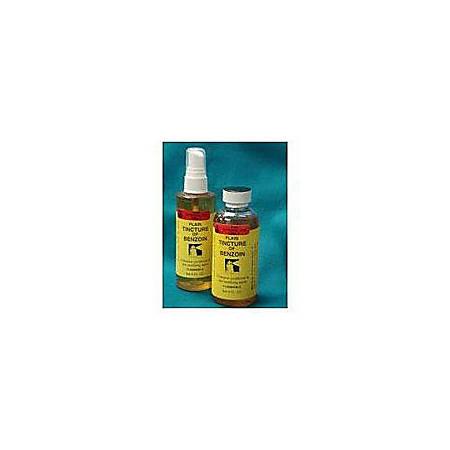 Plain Tincture Of Benzoin, 4 Fl. Oz. Bottle