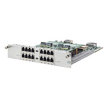 HPE MSR 16-Port FXS HMIM Module