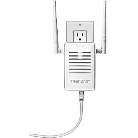 TRENDnet TEW-822DRE IEEE 802.11ac 1.17 Gbit/s Wireless Range Extender - ISM Band - UNII Band
