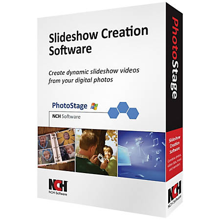 PhotoStage, Download Version