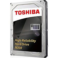 Toshiba N300 4 TB Hard Drive