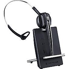 Sennheiser D 10 Phone Headset Mono