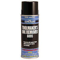 Crown Toolmakers Ink Remover 16 Oz