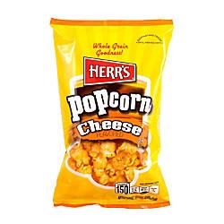 Herrs Cheese Popcorn 1 Oz Pack