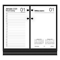 Office Depot Brand Daily Desk Calendar