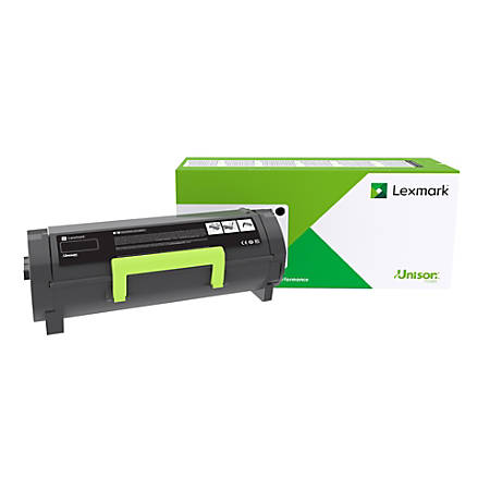 Lexmark™ 56F1H0E Corporate Black Toner Cartridge
