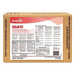 Diversey Bravo Heavy Duty Low Odor