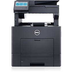 Dell S3845cdn Laser Multifunction Printer Color