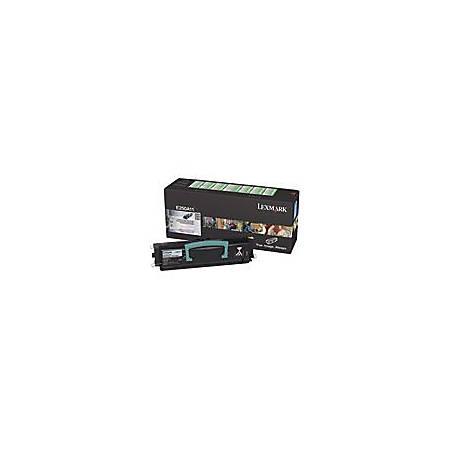 Lexmark™ E352H11A Black Toner Cartridge