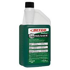 Betco Daily Scrub SC 1 Quart