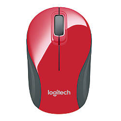 Logitech M187 Wireless Mini Optical Mouse